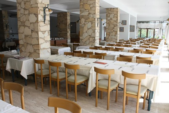 Suhan Seaport Hotel: Dining room
