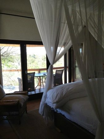 Londolozi Pioneer Camp: Bedroom
