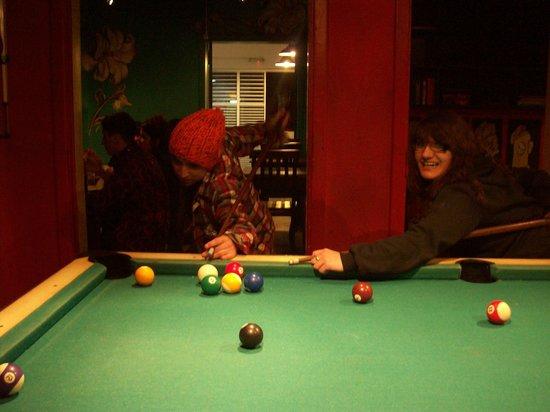 Aldea Hostel Cordoba : Pool