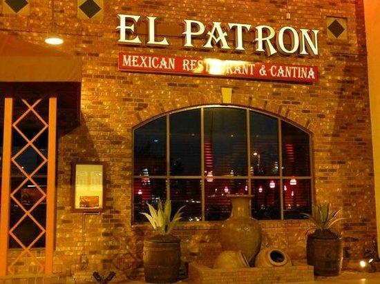 El Patron Mexican Restaurant Amp Cantina Orlando Menu