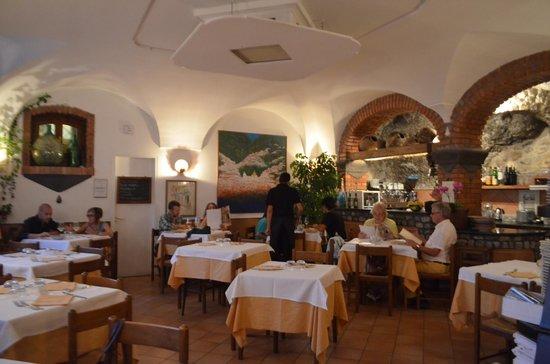 Da Vincenzo: indoor view