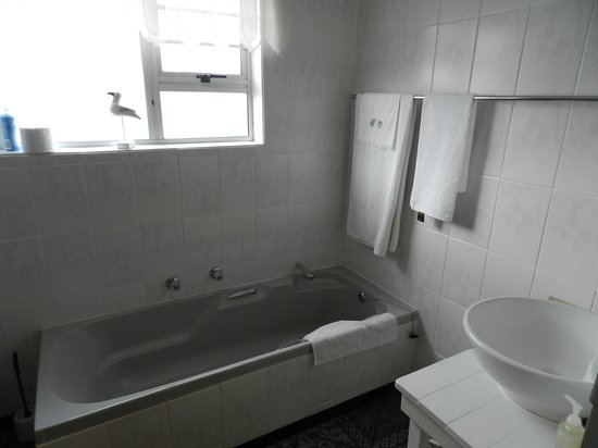 Dyer Island Seafront Accommodation : bathroom