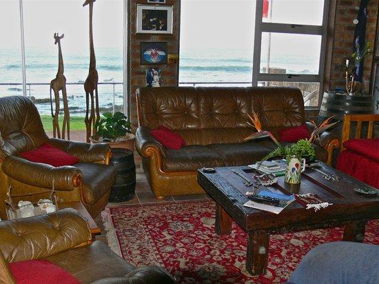 Dyer Island Seafront Accommodation : lounge