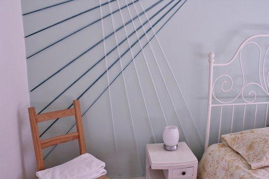 Jardim de Santos Hostel: alfazema double room