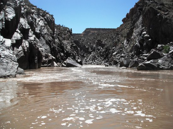 Tag-A-Long Expeditions Day Tours: Westwater Canyon