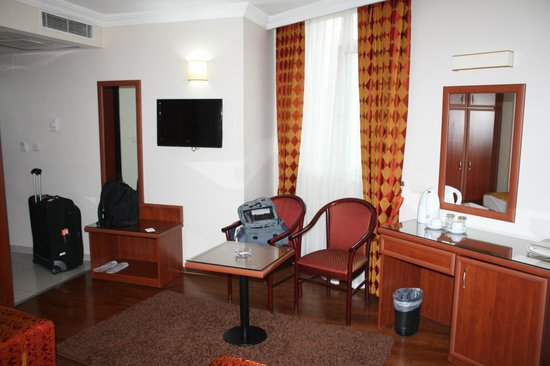 Grand Hotel Halic: Room 624 (2nd room)