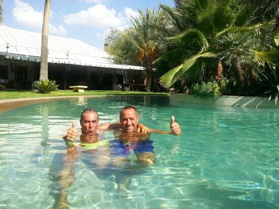 piscine Lodge K