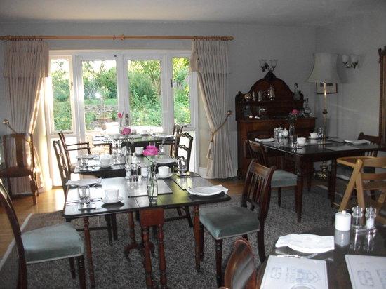 Munden House: Dining room - breakfast room