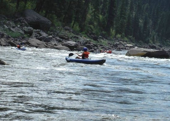 Momentum River Expeditions: Duckys