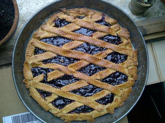 Zia Remy : crostata di more