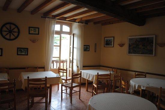 Auberge du Pont Vieux : restaurant
