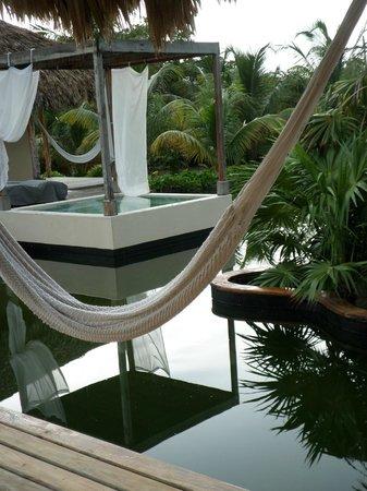 El Secreto: view from front porch