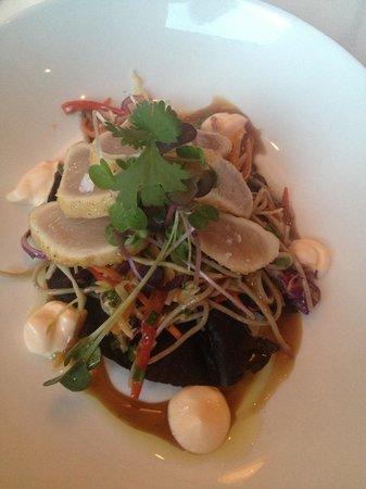 Bistro at Westwood Lake: Seared Tuna