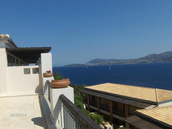 Ionian Blue Bungalows & Spa Resort: ΑΠΟ ΤΟ ΣΠΑ