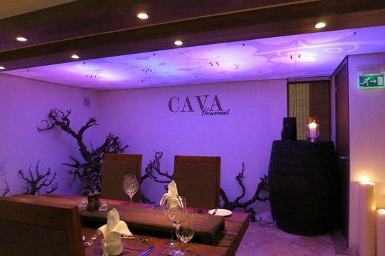 Ayii Anargyri Natural Healing Spa, The Restaurant