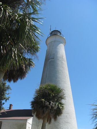 St. Marks Lighthouse : lighthouse