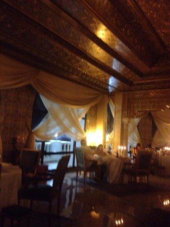 El Ferida: Dining room