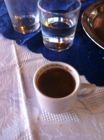 Sunset Family Restaurant : caffe' turco