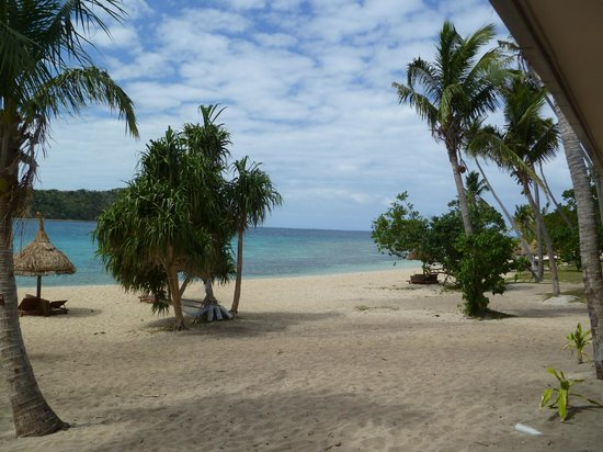 Paradise Cove Resort: beach