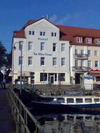 Fischmarkt bild von ostseebad warnem nde warnem nde for Hotel ostsee warnemunde
