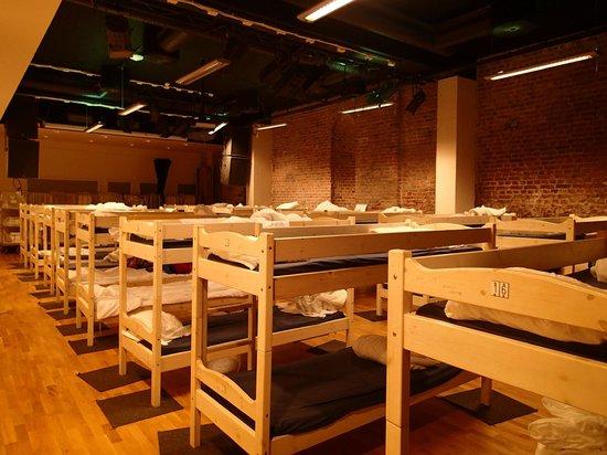 Bergen YMCA Hostel: mixed dorm