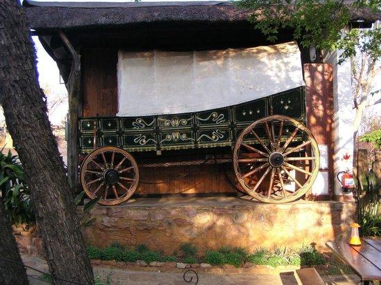 Oxwagon Lodge: Ox Wagon quarters
