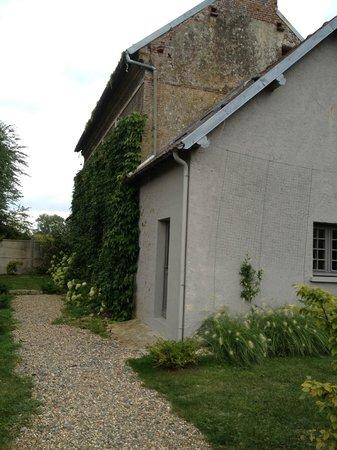 La Maison d'Aline : The outside of the inn