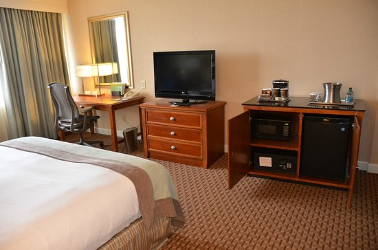 DoubleTree by Hilton Baltimore North - Pikesville: Webar