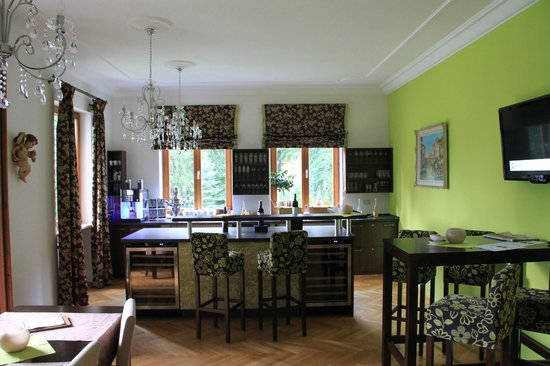 Villa Toscana: Breakfast room