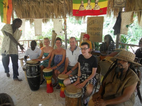 Your Jamaican Tour Guide: Rasta Village