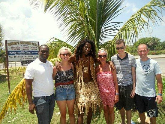 Your Jamaican Tour Guide: Chang Changa