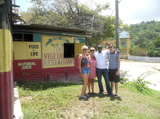 Your Jamaican Tour Guide: Rasta Restaurant