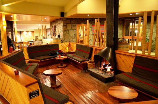 Colorado Apart Hotel: Restaurtant 2013