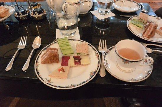 The St. Regis Houston: Tea