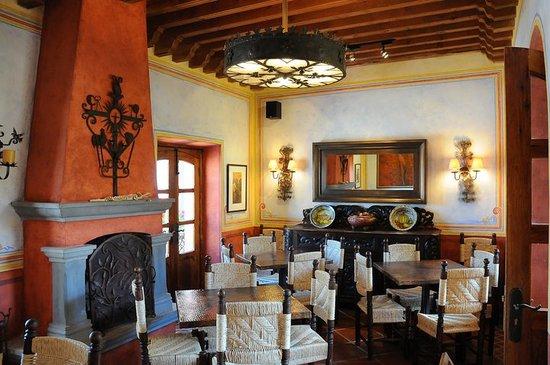 Posada de las Minas Restaurant: Comedor Santa Brigida