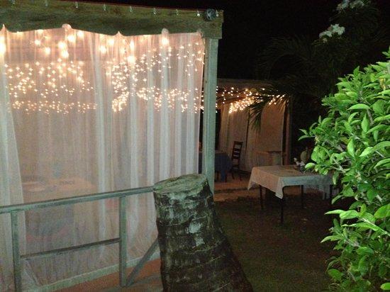 Nickys Restaurant & Bar : Table D'hote