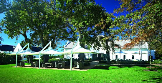 Steenberg Hotel: Catharina's Terrace