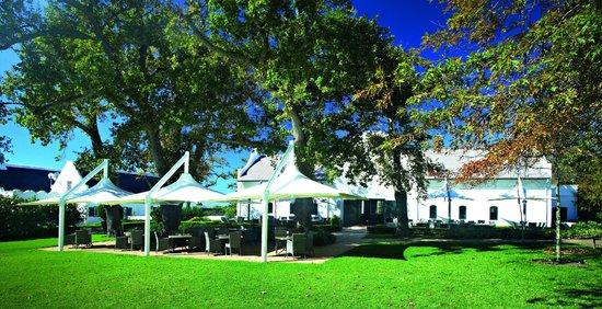 Steenberg Hotel : Catharina's Terrace