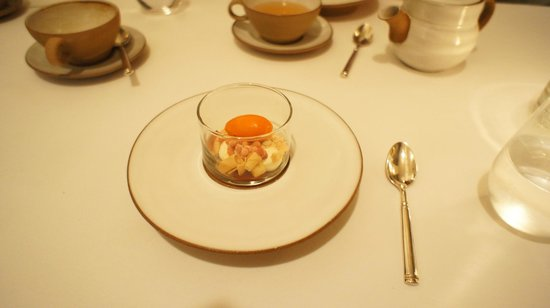 Eleven Madison Park: Dessert - one of many!