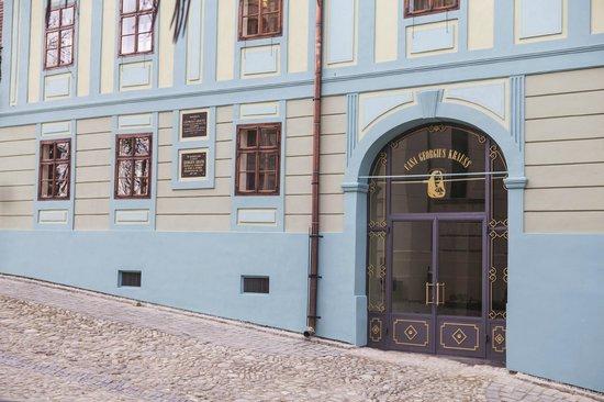 Georgius Krauss House