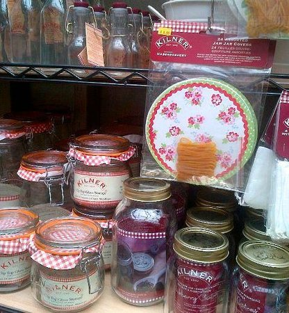 Bay Hay and Feed: Kilner storage and canning jars and accessories