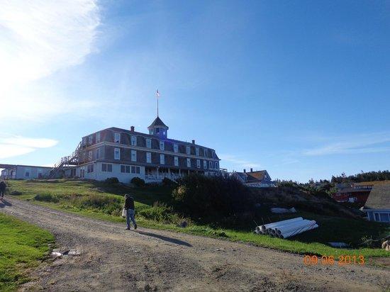 The Island Inn: Island Inn at Monhegan Island, Maine