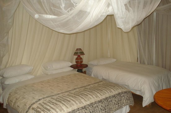 Kilimanjaro Country Lodge: One of the many styles of rooms
