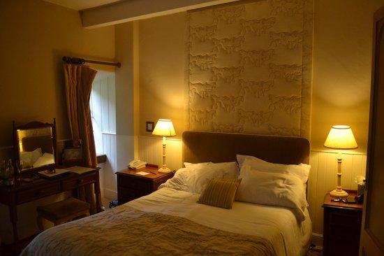 Buckland Tout-Saints Hotel: Room 10 Jasmine