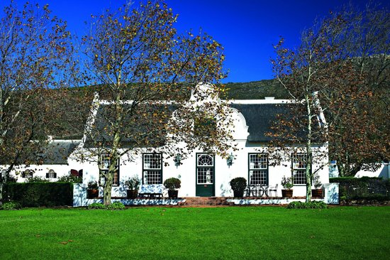 Steenberg Hotel: Manor House