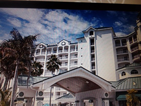 The Resort on Cocoa Beach: First impression