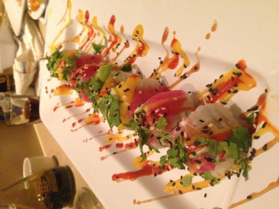 Aloha Sushi : Delicious!!!
