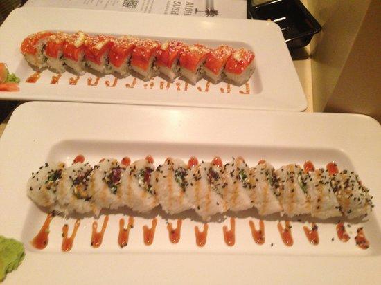 Aloha Sushi: YUMM!