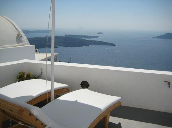 โรงแรมซันนี่วิลลา: balcony