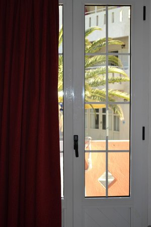 Villa Vasilis: Балкон номера 109